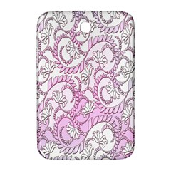 Floral Pattern Background Samsung Galaxy Note 8 0 N5100 Hardshell Case