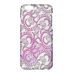 Floral Pattern Background Apple Iphone 6 Plus/6s Plus Hardshell Case by BangZart