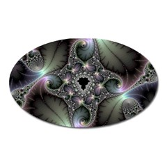 Precious Spiral Oval Magnet by BangZart