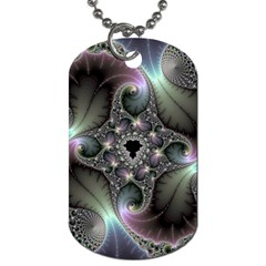 Precious Spiral Dog Tag (one Side) by BangZart