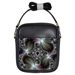 Precious Spiral Girls Sling Bags by BangZart