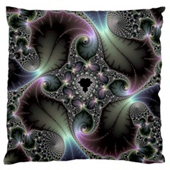 Precious Spiral Large Cushion Case (one Side) by BangZart