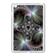 Precious Spiral Apple Ipad Mini Case (white) by BangZart