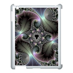 Precious Spiral Apple Ipad 3/4 Case (white) by BangZart