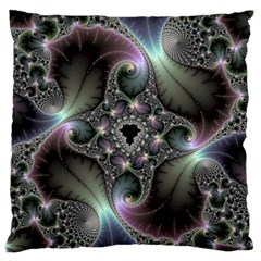 Precious Spiral Large Flano Cushion Case (two Sides)