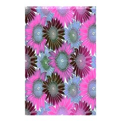 Floral Pattern Background Shower Curtain 48  X 72  (small)  by BangZart