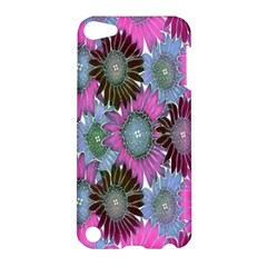 Floral Pattern Background Apple Ipod Touch 5 Hardshell Case by BangZart