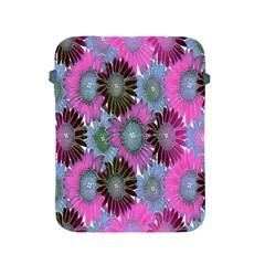 Floral Pattern Background Apple Ipad 2/3/4 Protective Soft Cases by BangZart