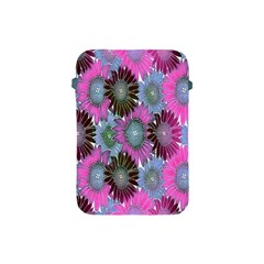 Floral Pattern Background Apple Ipad Mini Protective Soft Cases by BangZart