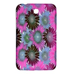 Floral Pattern Background Samsung Galaxy Tab 3 (7 ) P3200 Hardshell Case  by BangZart