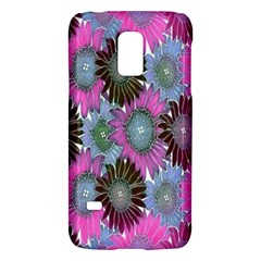 Floral Pattern Background Galaxy S5 Mini