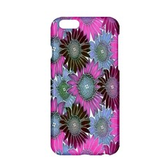 Floral Pattern Background Apple Iphone 6/6s Hardshell Case by BangZart