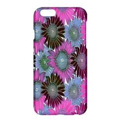 Floral Pattern Background Apple Iphone 6 Plus/6s Plus Hardshell Case
