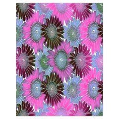 Floral Pattern Background Drawstring Bag (large) by BangZart