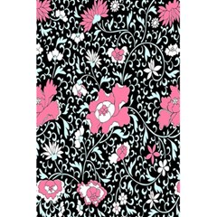 Oriental Style Floral Pattern Background Wallpaper 5 5  X 8 5  Notebooks by BangZart