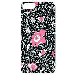 Oriental Style Floral Pattern Background Wallpaper Apple Iphone 5 Classic Hardshell Case by BangZart