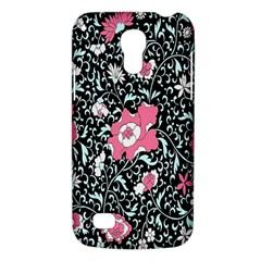 Oriental Style Floral Pattern Background Wallpaper Galaxy S4 Mini by BangZart