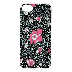Oriental Style Floral Pattern Background Wallpaper Apple Iphone 5s/ Se Hardshell Case
