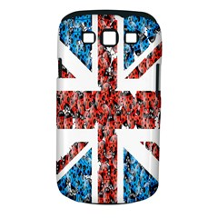Fun And Unique Illustration Of The Uk Union Jack Flag Made Up Of Cartoon Ladybugs Samsung Galaxy S Iii Classic Hardshell Case (pc+silicone)