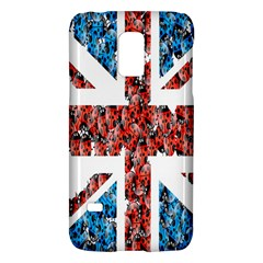 Fun And Unique Illustration Of The Uk Union Jack Flag Made Up Of Cartoon Ladybugs Galaxy S5 Mini by BangZart