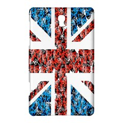 Fun And Unique Illustration Of The Uk Union Jack Flag Made Up Of Cartoon Ladybugs Samsung Galaxy Tab S (8 4 ) Hardshell Case
