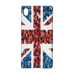Fun And Unique Illustration Of The Uk Union Jack Flag Made Up Of Cartoon Ladybugs Sony Xperia Z3+