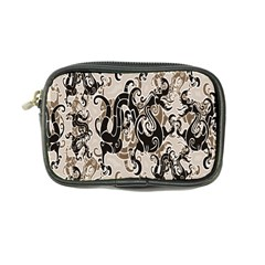 Dragon Pattern Background Coin Purse