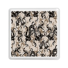 Dragon Pattern Background Memory Card Reader (square)  by BangZart