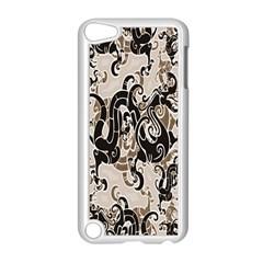 Dragon Pattern Background Apple Ipod Touch 5 Case (white) by BangZart