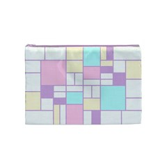By Melissa Pena   Cosmetic Bag (medium)   K7qx2v8g20ze   Www Artscow Com Front