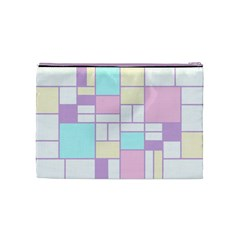 By Melissa Pena   Cosmetic Bag (medium)   K7qx2v8g20ze   Www Artscow Com Back