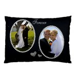 Wedding Pillow 2 sides - Pillow Case (Two Sides)