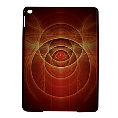 The Rusty Red Fractal Scarab Of Fiery Old Man Ra Ipad Air 2 Hardshell Cases by jayaprime