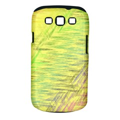 Paint On A Yellow Background                  Samsung Galaxy S Ii I9100 Hardshell Case (pc+silicone) by LalyLauraFLM