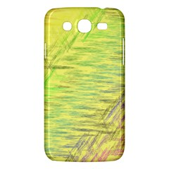 Paint On A Yellow Background                  Samsung Galaxy Duos I8262 Hardshell Case by LalyLauraFLM