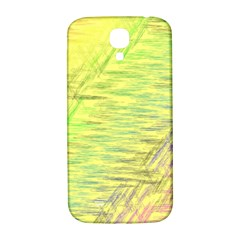 Paint On A Yellow Background                  Samsung Note 2 N7100 Hardshell Back Case by LalyLauraFLM