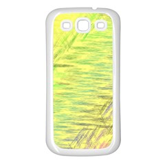 Paint On A Yellow Background                  Samsung Galaxy S7710 Xcover 2 Hardshell Case by LalyLauraFLM