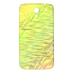 Paint On A Yellow Background                  Samsung Galaxy Note 4 Pu Leather Hardshell Back Case by LalyLauraFLM