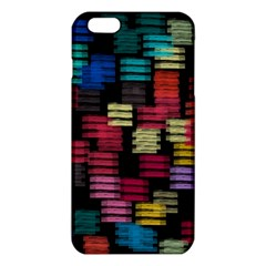 Colorful Horizontal Paint Strokes                   Iphone 6/6s Tpu Case by LalyLauraFLM