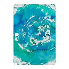 Blue Watercolors Circle                    Nokia Lumia 1520 Hardshell Case by LalyLauraFLM