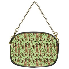 Puppy Dog Pattern Chain Purses (two Sides)  by BangZart