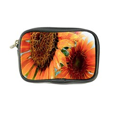 Sunflower Art  Artistic Effect Background Coin Purse by BangZart