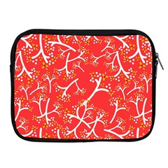 Small Flowers Pattern Floral Seamless Pattern Vector Apple Ipad 2/3/4 Zipper Cases by BangZart