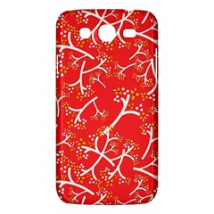 Small Flowers Pattern Floral Seamless Pattern Vector Samsung Galaxy Mega 5 8 I9152 Hardshell Case