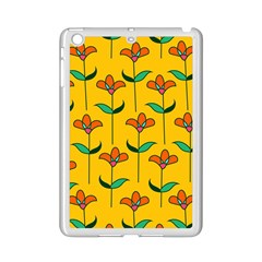 Small Flowers Pattern Floral Seamless Pattern Vector Ipad Mini 2 Enamel Coated Cases by BangZart