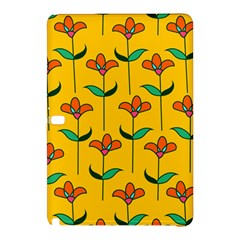 Small Flowers Pattern Floral Seamless Pattern Vector Samsung Galaxy Tab Pro 12 2 Hardshell Case by BangZart