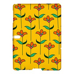 Small Flowers Pattern Floral Seamless Pattern Vector Samsung Galaxy Tab S (10 5 ) Hardshell Case  by BangZart