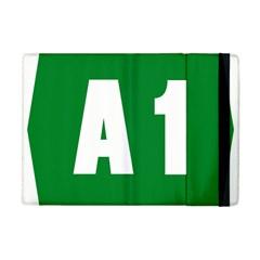 Autostrada A1 Apple Ipad Mini Flip Case by abbeyz71