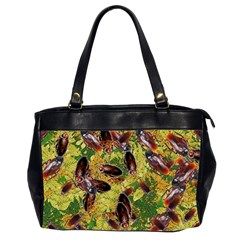 Cockroaches Office Handbags (2 Sides)  by SuperPatterns