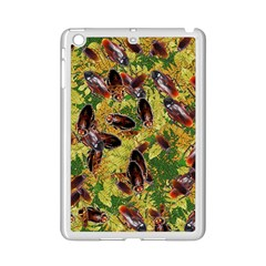 Cockroaches Ipad Mini 2 Enamel Coated Cases by SuperPatterns